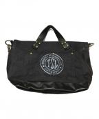 THE SUPERIOR LABOR(シュペリオールレイバー)の古着「キャンバス2WAYバッグ」|ブラック