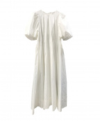 CELFORD(セルフォード)の古着「バックフレアワンピース」|ホワイト