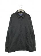 ()の古着「アクティブシャツ」 ブラック
