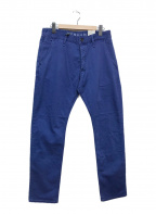 Denham(デンハム)の古着「テーパードパンツ」|ネイビー