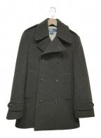 POLO RALPH LAUREN(ポロ・ラルフローレン)の古着「Pコート」 グレー