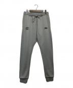WIND AND SEA×UMBRO(ウィンダンシー×アンブロ)の古着「Jogger Pants」|グレー