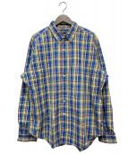 ()の古着「チェックシャツ」 マルチカラー