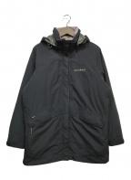 mont-bell(モンベル)の古着「ヴェイルダウンパーカー」|ブラック