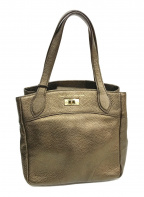A.D.M.J.(エーディーエムジェイ)の古着「2WAYバッグ」|ゴールド
