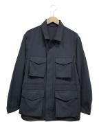 MACKINTOSH PHILOSOPHY()の古着「ヴィンテージツイルフィールドジャケット」|ネイビー
