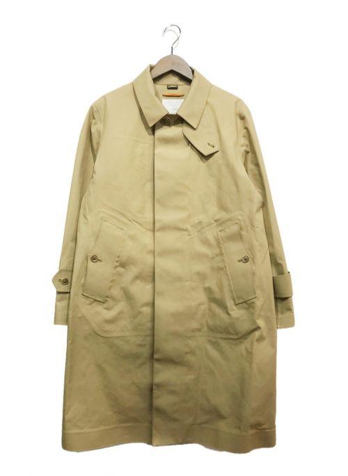 nanamica(ナナミカ)nanamica (ナナミカ) GORE-TEX Single Trench Coat ベージュ サイズ:Sの古着・服飾アイテム