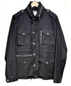 BRIGHT THINGS(ブライトシングス)の古着「M65ジャケット」|ブラック