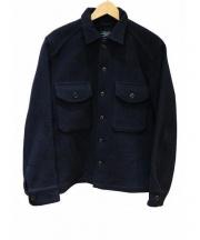 Schott × BEAMS PLUS(ショット×ビームスプラス)の古着「CPOジャケット」|ネイビー