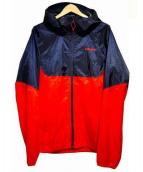 Patagonia(パタゴニア)の古着「アルパインフーディニジャケット」|ブラック×レッド