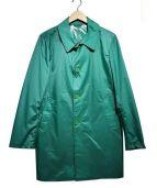 SOPHNET.(ソフネット)の古着「ステンカラーコート」|グリーン