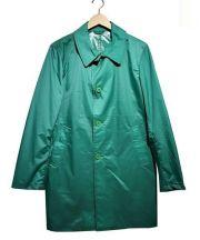 SOPHNET.(ソフネット)の古着「ステンカラーコート」 グリーン