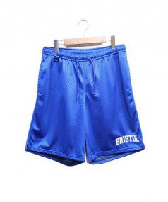 F.C.R.B.(エフシーレアルブリストル)の古着「MESH SHORTS」|ブルー