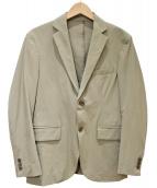 EDIFICE(エディフィス)の古着「OBERKAMPFストレッチジャケット」