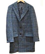 CRICKET 1960(クリケット 1960)の古着「チェスターコート」 ネイビー