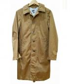 Engineered Garments(エンジニアド ガーメンツ)の古着「ライディングコート」|ベージュ