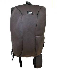 36�(サンロクマルゴ)の古着「3WAY ADJUST BAG」 グレー