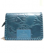 Vivienne Westwood(ヴィヴィアン・ウエストウッド)の古着「2つ折り財布」|ネイビー