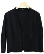 wb(ダブルビー)の古着「カラーレスジャケット」