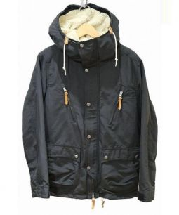 FREAKS STORE(フリークスストア)の古着「3wayマウンンテンパーカー」|ブラック