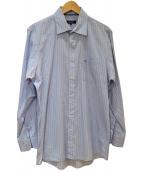BURBERRY BLACK LABEL(バーバリーブラックレーベル)の古着「ストライプドレスシャツ」