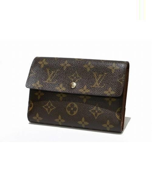 huge discount a575a 3ed59 [中古]LOUIS VUITTON(ルイ・ヴィトン)のレディース 服飾小物 ポルトフォイユアレクサンドラ