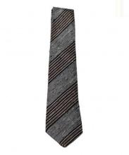 BORRELLI(ボレッリ)の古着「ネップ加工ネクタイ」|グレー