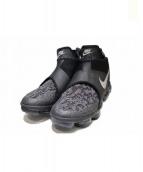 NIKE(ナイキ)の古着「AIR VAPORMAX CHUKKA SLIP」|ブラック
