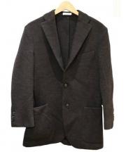BOGLIOLI(ボリオリ)の古着「K. JACKET」|ブラウン