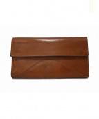 BUTTERO(ブッテロ)の古着「長財布」