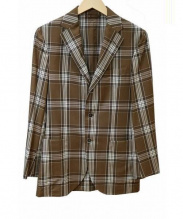 BEAMS(ビームス)の古着「テーラードジャケット」|ブラウン