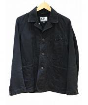 Engineered Garments(エンジニアードガーメンツ)の古着「エンジニアジャケット」|ブラック