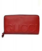 GUCCI(グッチ)の古着「財布」|レッド