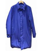 URBAN RESEARCH(アーバンリサーチ)の古着「ステンカラーダウンコート」|ブルー