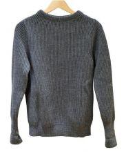 Andersen-Andersen(アンデルセンアンデルセン)の古着「CREWNECK」|グレー
