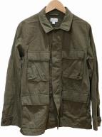 FWK Engineered Garments(エフダブリューケイエンジニアドガーメンツ)の古着「ミリタリージャケット」