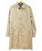 MICHEL KLEIN HOMME(ミッシェルクランオム)の古着「ステンカラーコート」