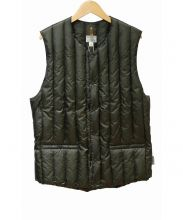 RockyMountainFeatherBed(ロッキーマウンテンフェザーベッド)の古着「Six Month Down Vest」|オリーブ