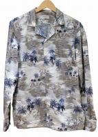 GUY ROVER(ギローバー)の古着「開襟シャツ」