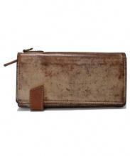 CREED(クリード)の古着「長財布」|ブラウン