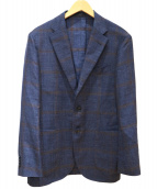 SENTINEL(センチネル)の古着「リネン混テーラードジャケット」