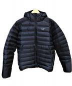ARC'TERYX(アークテリックス)の古着「Cerium LT Hoody」|ブラック
