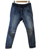 ESTNATION(エストネーション)の古着「ジョグパンツ」