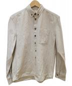 S.E.H KERRY(エスイーエイチケリー)の古着「リネン混シャツ」