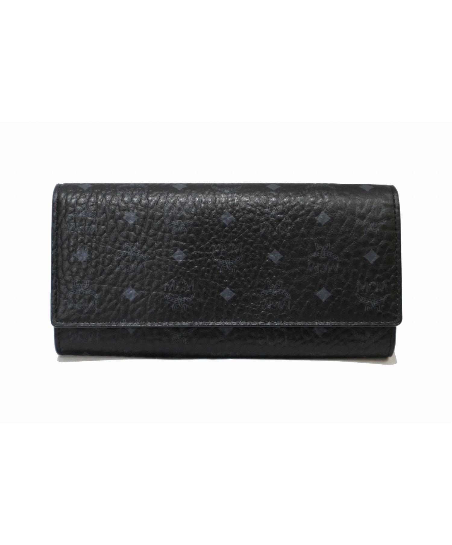 new concept e7aa9 4b2c6 [中古]MCM(エムシーエム)のメンズ 服飾小物 長財布