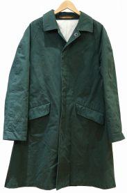 Scye(サイ)の古着「Ventile Overcoat」