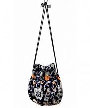 jamiray(ジャミレイ)の古着「Floral Bag」