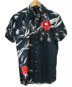 TED BAKER(デッド ベイカー)の古着「半袖シャツ」