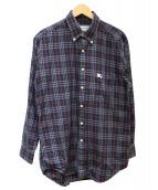 BURBERRY'S(バーバリー)の古着「古着チェックシャツ」
