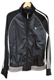 BURBERRY BLACK LABEL(バーバリーブラックレーベル)の古着「切替トラックジャケット」